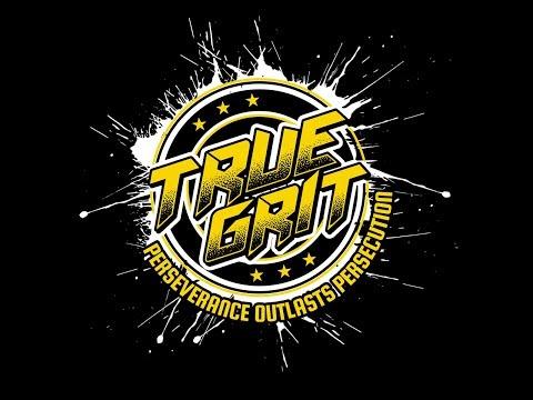 True Grit promo #1...