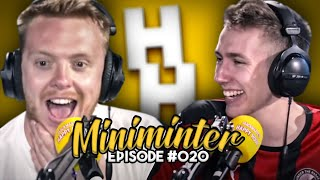 MINIMINTER | Commentary Channel Drama, Memelous Beef & Sidemen Chat | JHHP #20