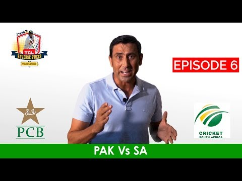 TCL Reverse Sweep with Younis Khan | Pakistan vs South Africa | Episode 6 | Cricket World Cup 2019