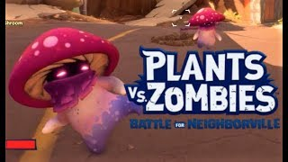 Plants Vs Zombies Battle For Neighborville Turf Takeover 2 Night Cap Gameplay