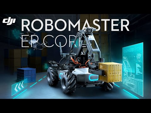 DJI RoboMaster EP Core