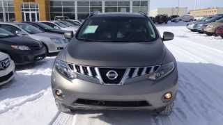 Pre Owned 2009 Grey Nissan Murano LE AWD