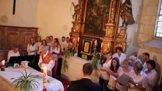 preview picture of video 'Hear Me Prayin´, Lord - Chorgemeinschaft St.Johannes Ampass'