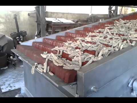 Pulsating Grate Boiler