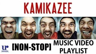 Kamikazee - Non-Stop Music Video Playlist