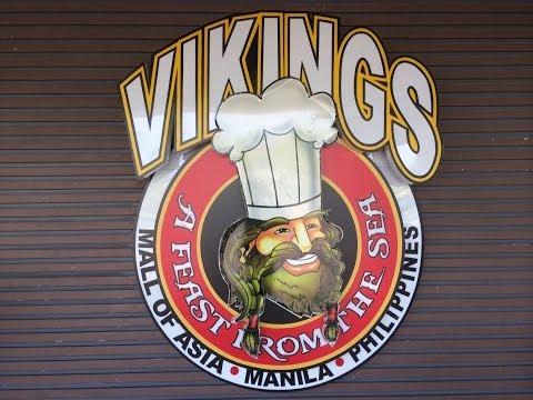 Vikings International Buffet SM Mall of Asia Esplanade Pasay City by HourPhilippines.com