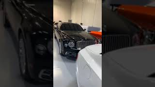 Rolls Royce Cullinan - Dreamworks Motorsports Facility Total Access, American VIP Style