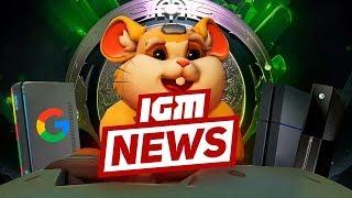 IGM News: Консоль от Google и хомяк в Overwatch