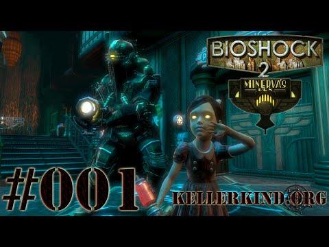 Bioshock 2 Minerva´s Den [HD|60FPS] #001 - Willkommen in Minerva´s Den ★ Let's Play Bioshock 2 MD