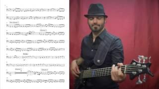 Sara Bareilles 'Love Song' – Bass Transcription As Played On Little Voice