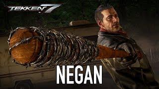 Trailer Negan