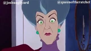 LADY TREMAINE VS CRUELLA DE VIL VS MEDUSA - QUEEN OF THE RATCHET