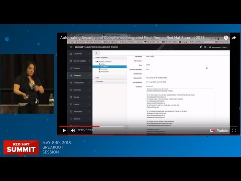 Improve and automate compliance with Red Hat and OpenSCAP