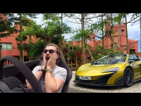 That Time I Drove The McLaren 675LT Spider For The First Time!