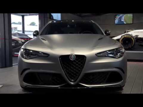 Giulia and Stelvio NRING Limited Editions