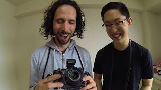 Osaka Street Photography Fujifilm XT-2 and 23mm f2 Review with Simon Jacobs