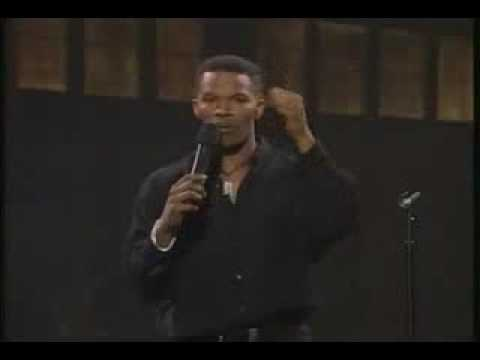 Jamie Foxx - You make me feel so comfortable! Full version