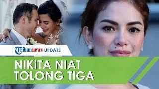 Nikita Mirzani Niat Tolong Tiga Setia Gara dan Bayari Tiket Pulang ke Indonesia