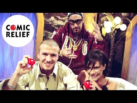 When Ali G met the Beckhams | one of his few interviews where is really having fun