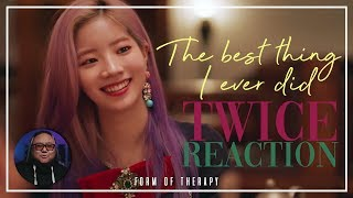 "Producer Reacts to Twice ""The Best Thing I Ever Did"""