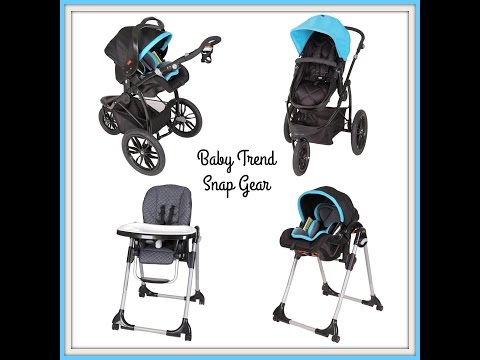 Baby Trend Snap Gear Infant System