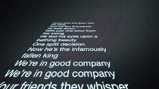 Joseph Pfeifer Lyrics - Good Company
