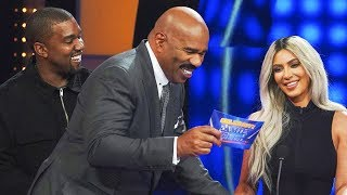 Top 5 Celebrities WHO COMPETED ON GAME SHOWS! (Kanye West, Kim Kardashian & More)