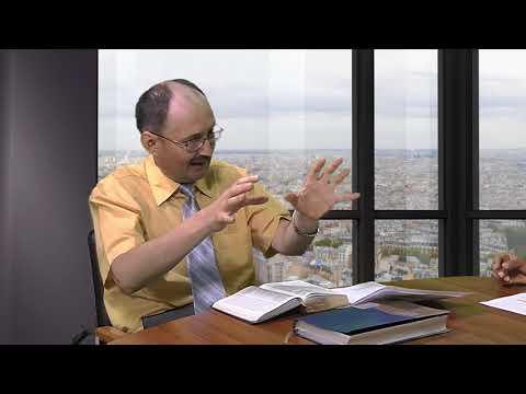 Etude 8 - Le concile de Jérusalem