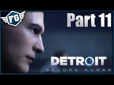 VÁLKA ZAČÍNÁ - Detroit: Become Human #11