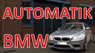 Automatikgetriebe Ölwechsel Hamburg I BMW F10 F11
