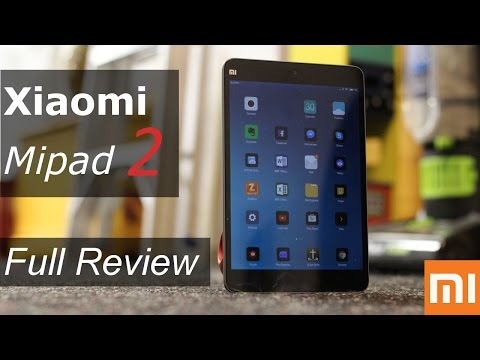 Xiaomi Mi Pad 2 Review: Why buy an iPad Mini?