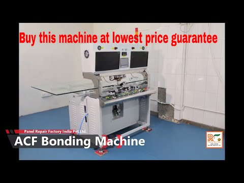 LCD Bonding Machine