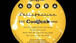 Aurra - Turn The Lights Down Low (Funk 2013)