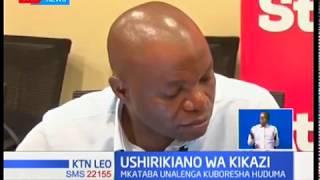Standard Group limetia mkataba wa maelewano na taasisi ya wahasibu wa umma nchini ICPAK