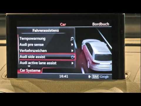 0 Der neue Audi A3 (2012): MMI Navigation plus, Audi connect und das MMX-Board mit Tegra-2-Chip Auto und Technik