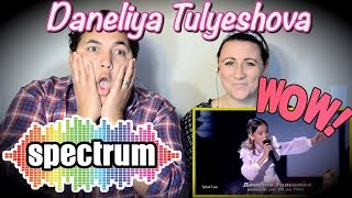 Daneliya Tulyeshova - Spectrum | Final The Voice Kids Ukraine COUPLES REACTION