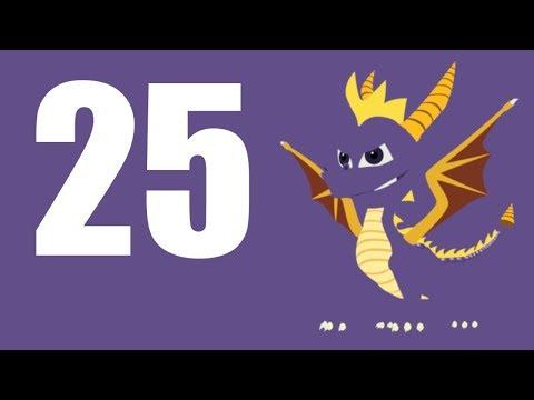 25 Curiosidades de Spyro the Dragon