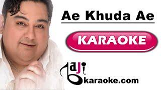 Aye Khuda Aaye Khuda - Video Karaoke - Adnan Sami - By Baji Karaoke
