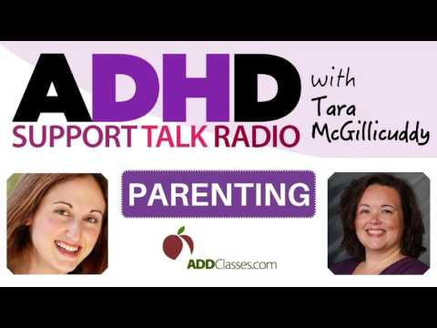 ADHD Parenting Podcast with Liz Lewis of  A Dose of Healthy Distraction | Mother with ADHD