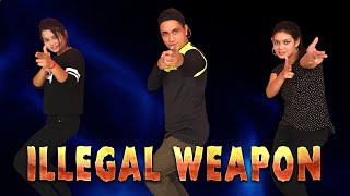 Illegal Weapon dance cover