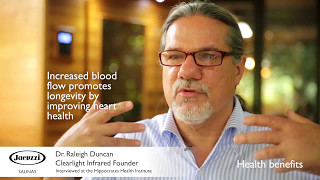Dr. Raleigh Duncan - Clearlight Infrared - Benefits of Infrared Saunas