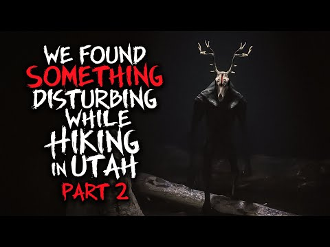 Going Back To The Cave! | My Friends & I Found Something Disturbing While Hiking In Utah | Pt 2