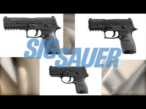 SIG Sauer's Morphing Mutant P320 Pistol