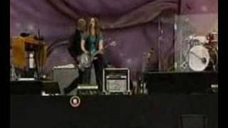 Alanis Morissette - Underneath live Pinkpop 2008