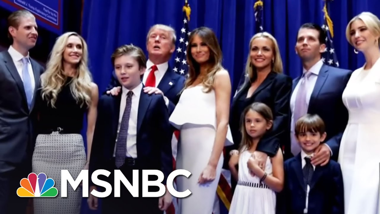 How President Donald Trump Skimmed Money Meant For Sick Kids | All In | MSNBC thumbnail
