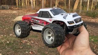 WLTOYS A979-B Speed Test And First Run