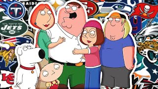 Every NFL Teams Season So Far Summed Up In A Family Guy Clip