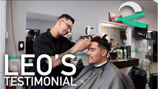 Evergreen Barbershop: Leo's Testimonial