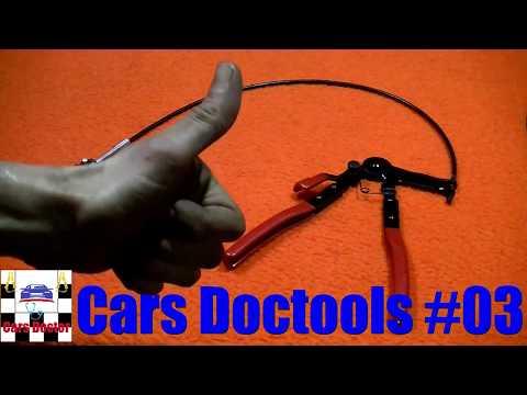 Cars Doctools #03 Alicates de cable para abrazaderas