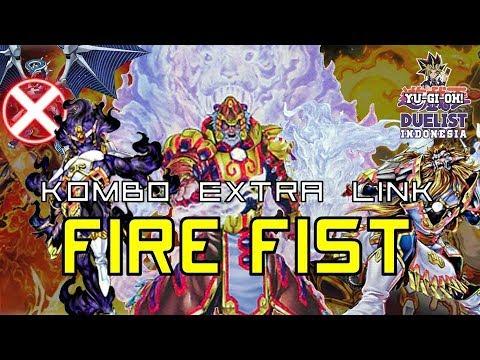brotherhood of the fire fist deck profile